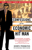 Book cover of Confessions of an Economic Hit Man