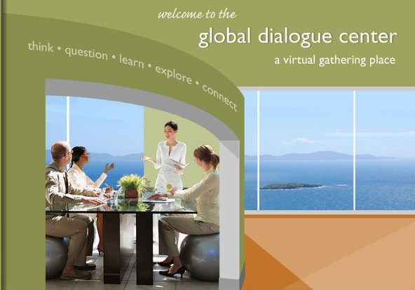 Home page image of the Global Dialogue Center
